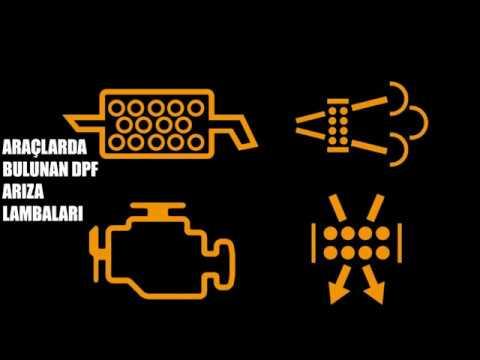 Dizel Partikül Filtresi Temizliği Nasıl Yapılır, Dpf Neden Tıkanır, Partikül Filtresi Arızası Nasıl Giderilir